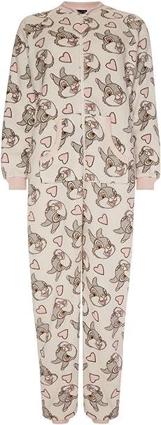 Bambi Thumper Onesie señoras/niñas todo en uno traje de ...