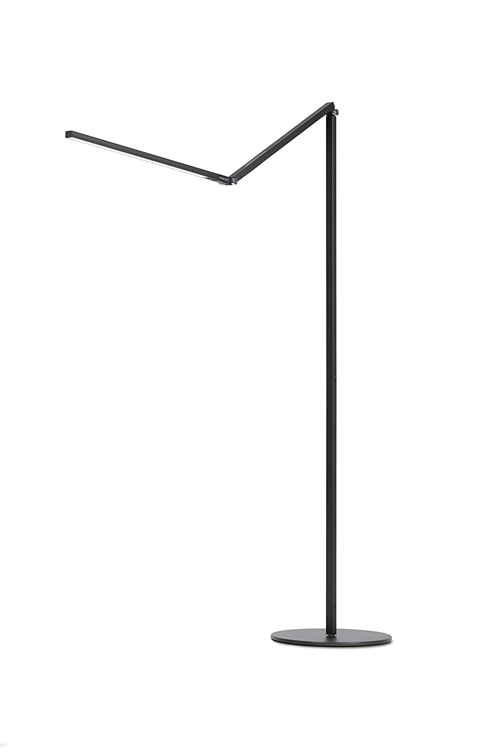 Amazon white floor lamps lamps shades tools - Koncept Led Floor Lamp