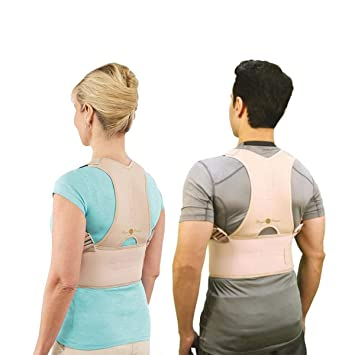 94fe26bd3a5 Buy Buyerzone Royal Posture Back Supported Brace (Xl Size) Online at Low  Prices in India - Amazon.in