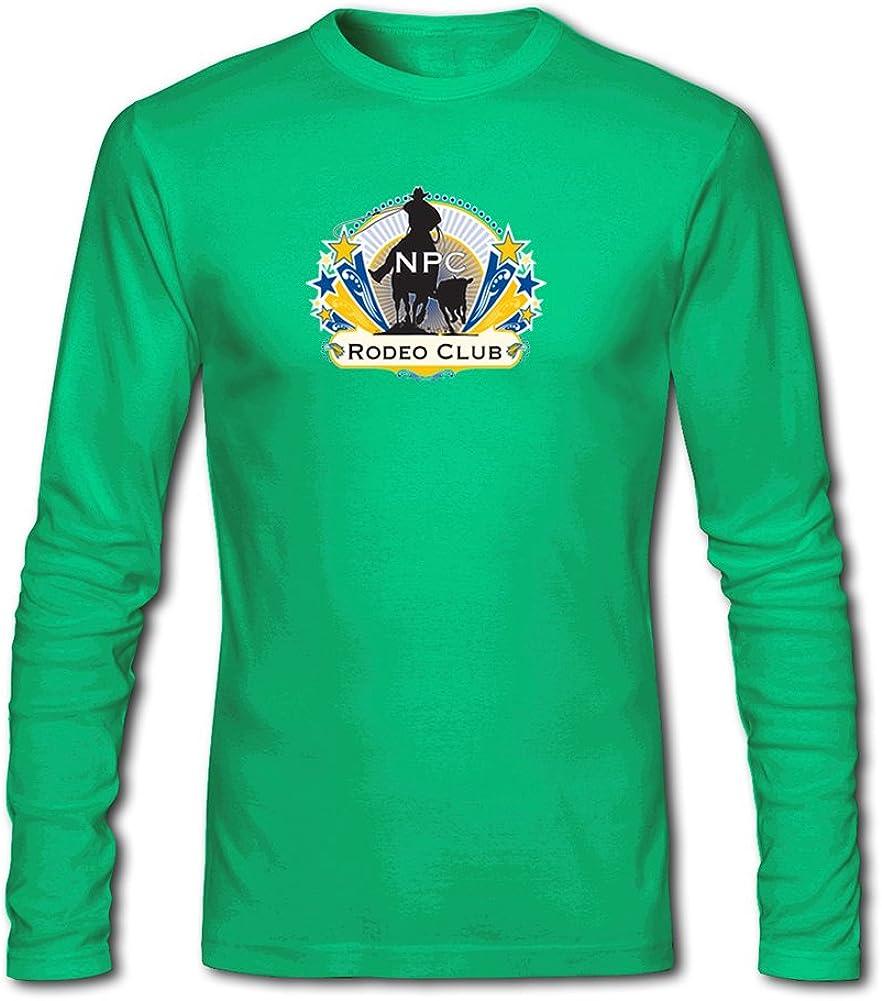 Rodeo Club long sleeve Tops T shirts - Camiseta de manga larga - para niño verde verde L/9 Años-10 Años: Amazon.es: Ropa y accesorios