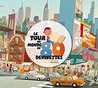 Le tour du monde en 80 devinettes par Sebastià Serra