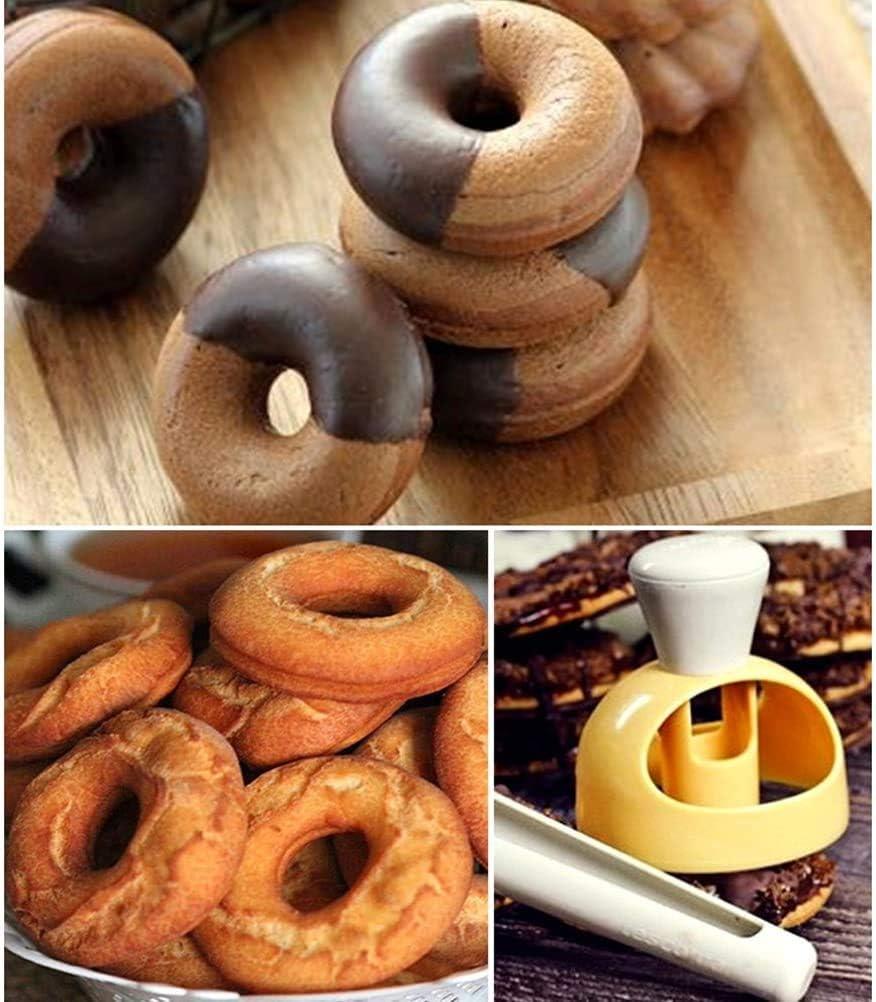 outil de cuisson plastique cr/éatif cuisson au four machine /à fabriquer des beignets Moule /à beignets