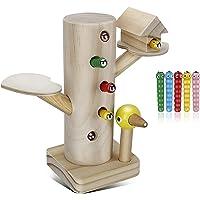 Jooheli Juguete Educativo Montessori, Juego Infantil Magnetico, Juguete Educativo para Niños y Niñas de 2 3 4 años - Que…