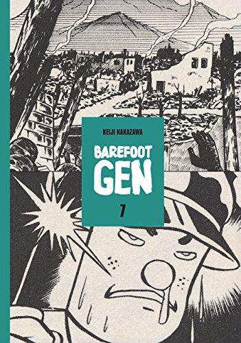 Barefoot Gen, Vol. 7: Bones into Dust