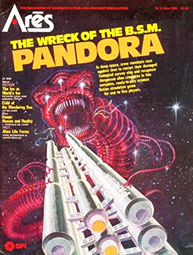 Ares Magazine Vol 6: The Wreck of the BSM Pandora