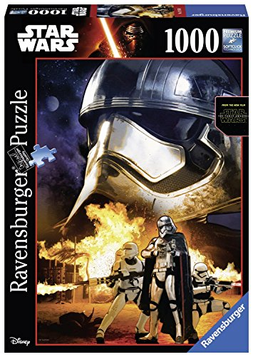 Star Wars Puzzle Captain Phasma and Stromtroopers 1000 Premium Puzzle
