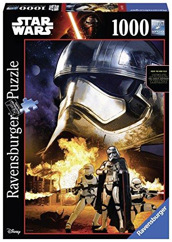 Star Wars Puzzle Captain Phasma and Stromtroopers 1000 Premium Puzzle