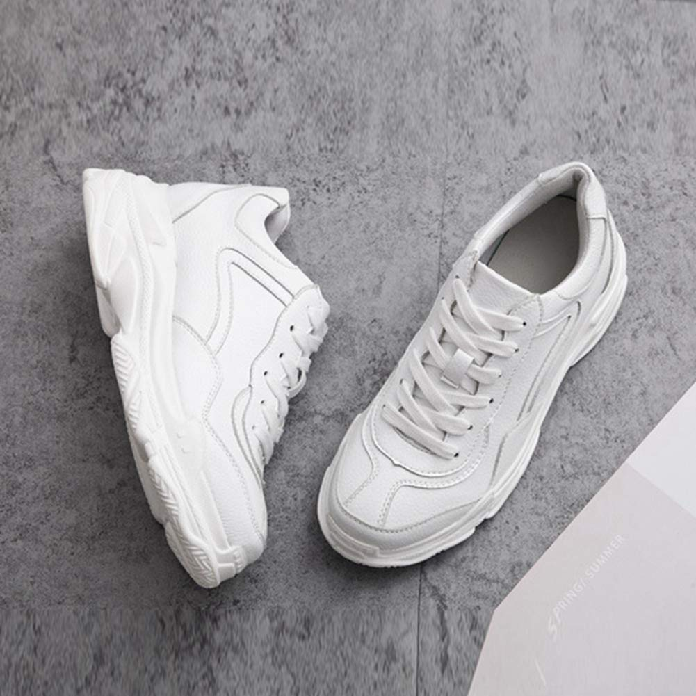 Womens Fashion Sneakers with Platform,Ladies Casual Wedge Shoes,Stylish Sport Shoes for Girls
