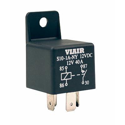 Viair 93940 40 Amp Air Compressor Relay for 12 Volt compressor: Automotive