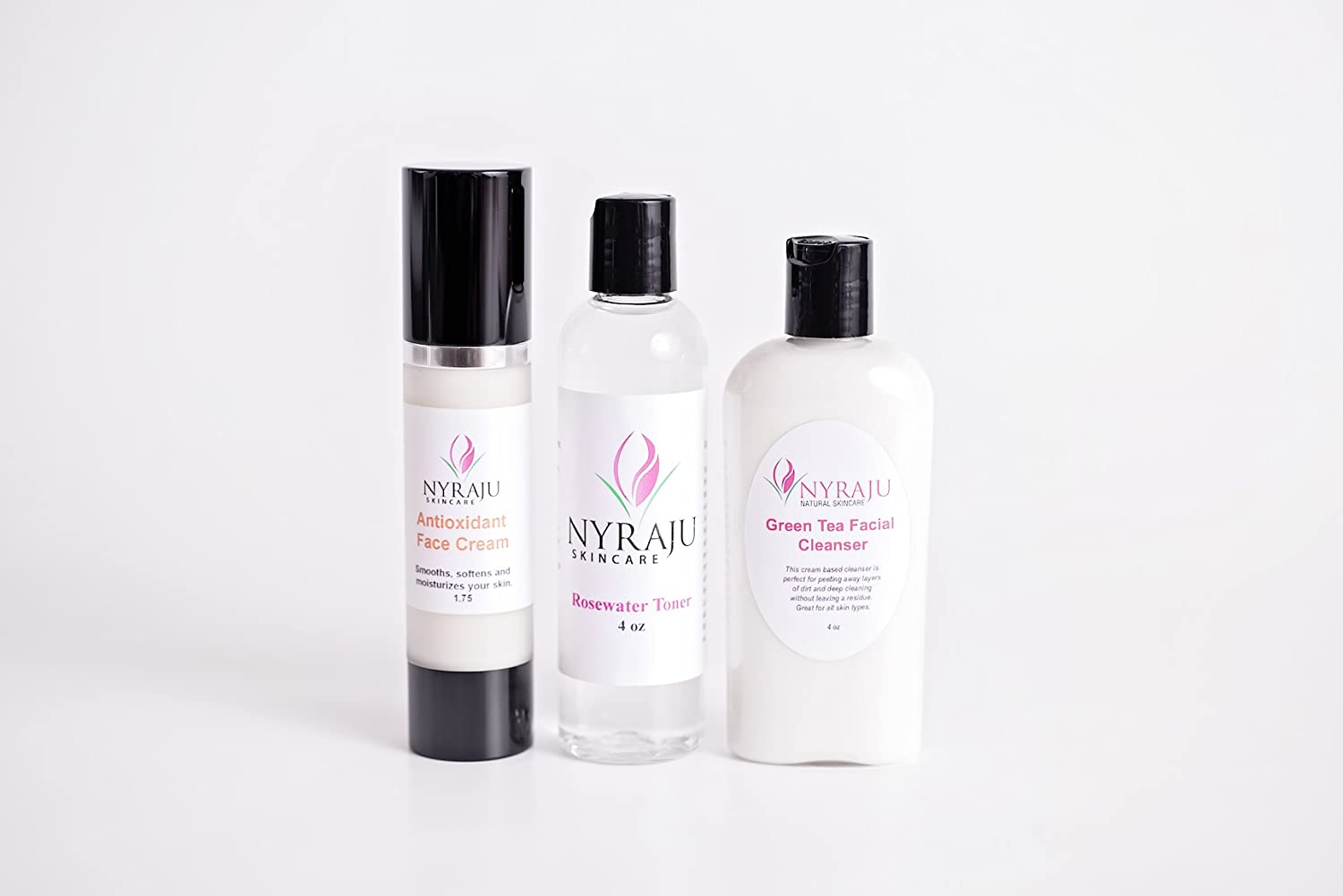 Basic Facial Kit For Normal, Dry and Mature Skin Naturally