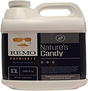 Remo Nutrients RN71540 Remo Nature's Candy 10L Nutrient, White