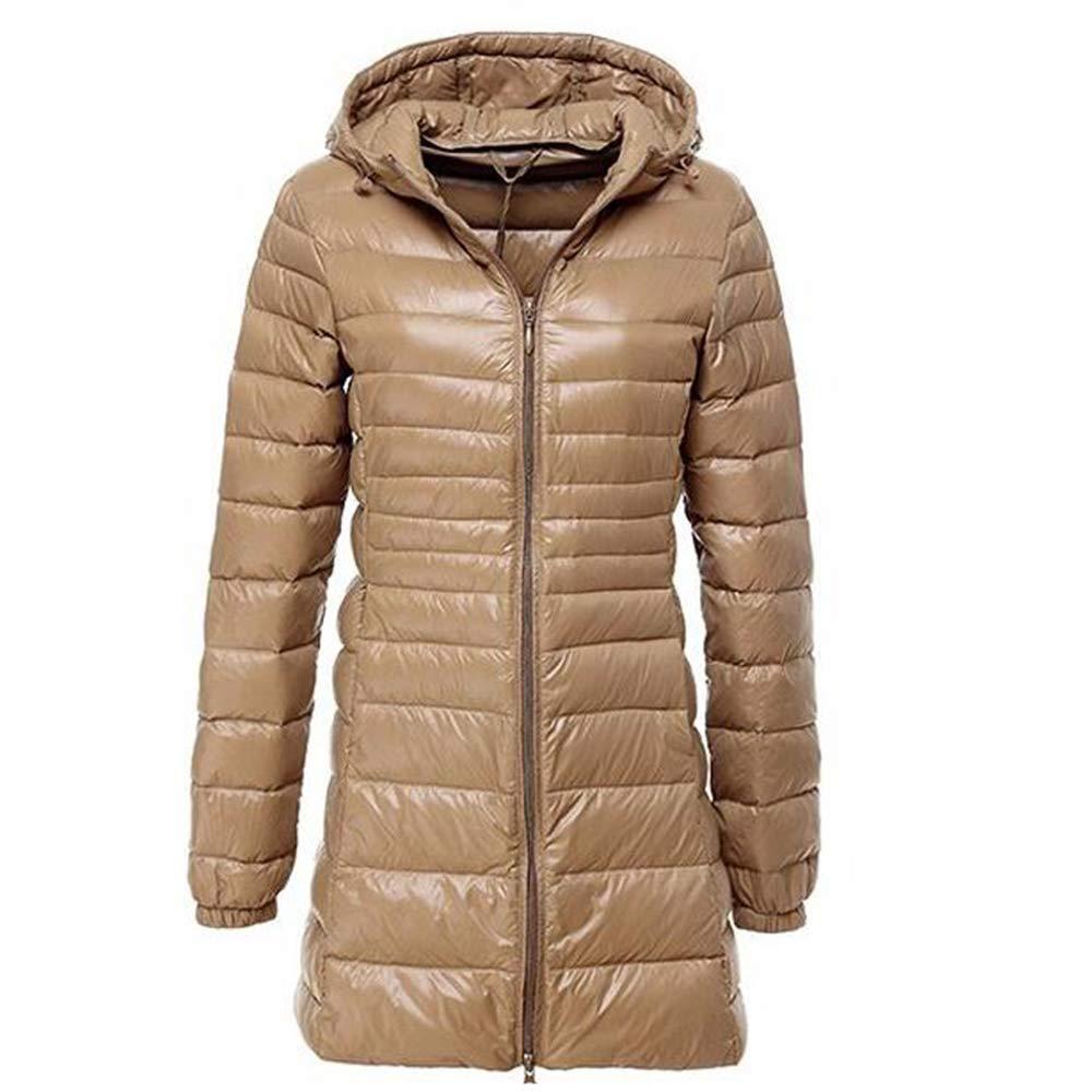 Amazon.com: Yuehen - Abrigo de invierno para mujer con ...