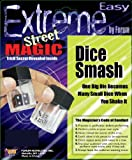 Forum Novelties Extreme Street Magic - Dice Smash Trick