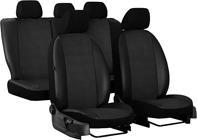 Gsc Sitzbezüge Universal Schonbezüge Kompatibel Mit Mitsubishi L200 Auto
