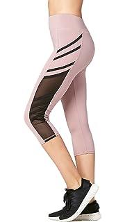 31bd77bbac05e Conceited Premium Ultra Soft High Waisted Capri Leggings for Women -  Regular and Plus Size -