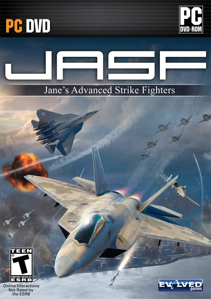 Amazon com: Jane's Advance Strike Fighters - PC: Video Games
