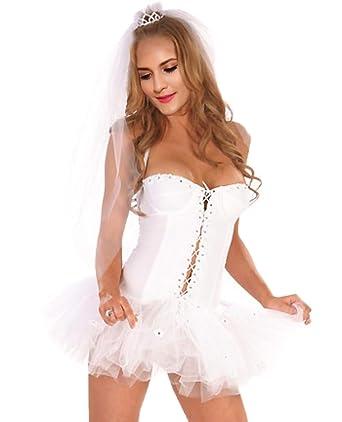 sexy bride halloween costume