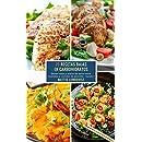 25 Recetas Bajas en Carbohidratos - banda 2: Desde sopas y platos de pollo hasta