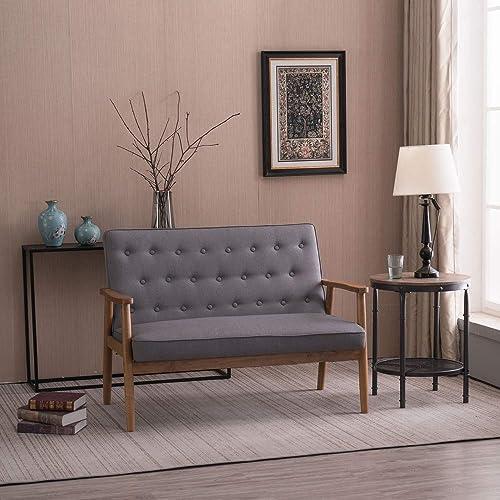 Bonnlo Mid-Century Sofa Couch