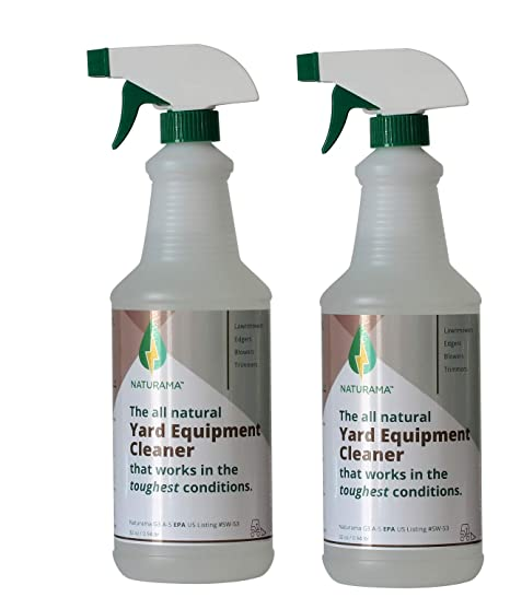Amazon.com: Naturama, All Natural Yard Equipment Cleaner, Eco-Friendly EPA Registered Made in the U.S. (1 gal 4 Pack): Kitchen & Dining
