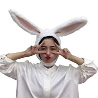 Easter Bunny Hat Cute Rabbit Ears Costume Funny Party Favors Hats Easter Decorations (Rabbit)