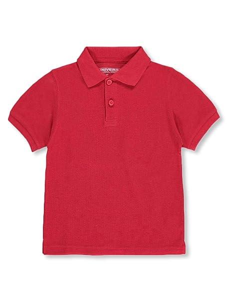 Unisex Boys Girls School Uniform School wear Children/'s Classic Poly cotton Polo