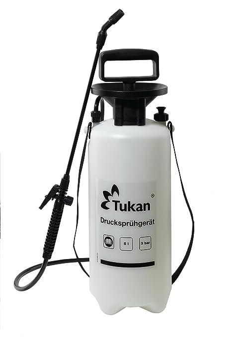85 opinioni per Tukan spruzzatore a pressione 5 litri, bianco