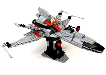 Brigamo 536  Lego Star Wars Rebel Pilot inkl custom Wing Fighter