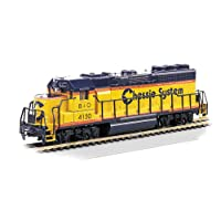 Bachmann Industries EMD Gp40DCC prêt Locomotive–Chessie # 4150–(1: 87HO Échelle)
