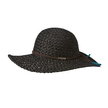 f123f71f489 Volcom Women s Hat Head Trip Flop Hat Black black Size M L  Amazon ...