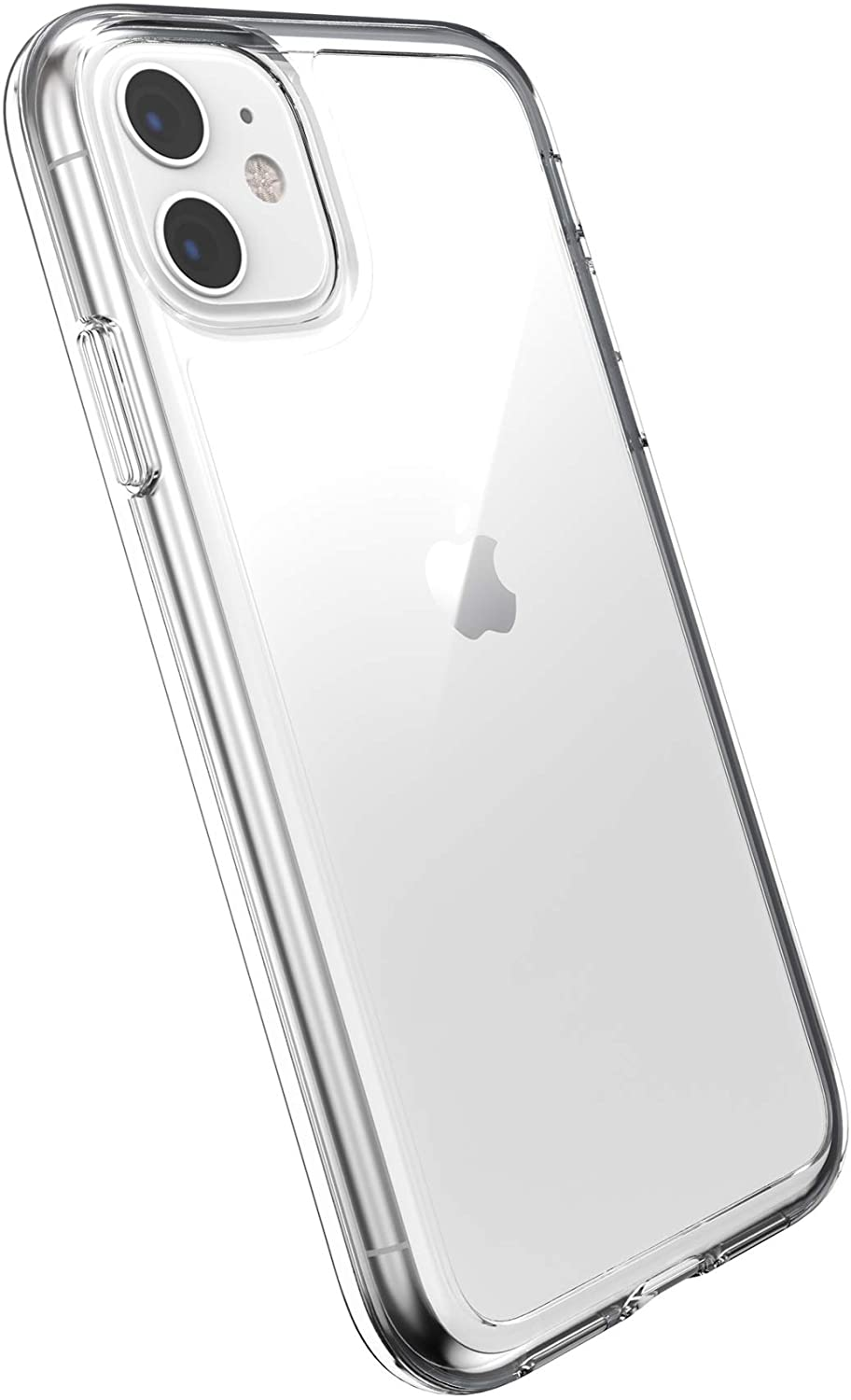 Speck Gemshell iPhone 11 Case, Clear/Clear
