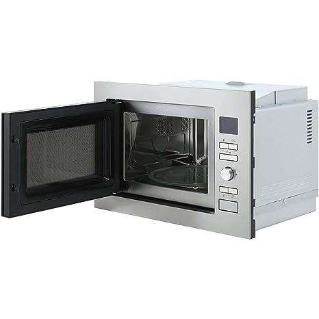 Smeg FMI425S - Microondas (Integrado, Microondas con grill ...