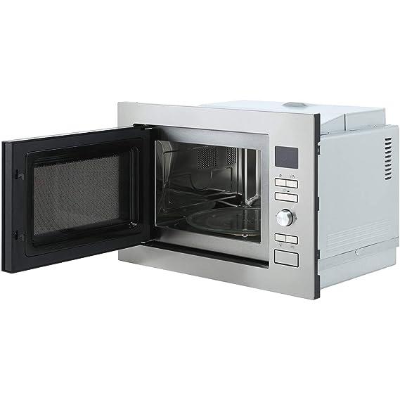 Smeg FMI425X Integrado - Microondas (Integrado, Microondas con ...