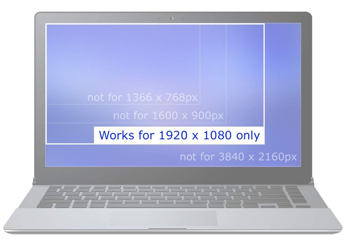SCREENARAMA New LCD Screen for B140HAN01.3 1920x1080 FHD Gamut Matte Display Replacement with Tools by SCREENARAMA (Image #5)