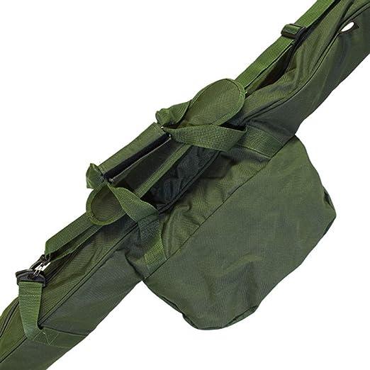 g8ds/® Rutentasche 840 Rod Holdall Rutenfutteral Rutenh/ülle Karpfenangeln Outdoor