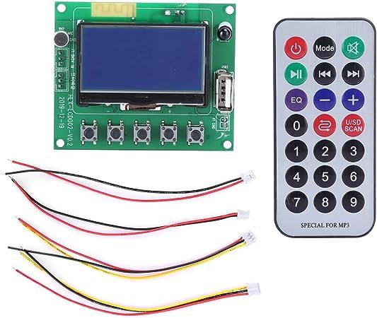 Ashata Decoder Mp3 Decoder Mount Mp3 Bluetooth Decoder Elektronik