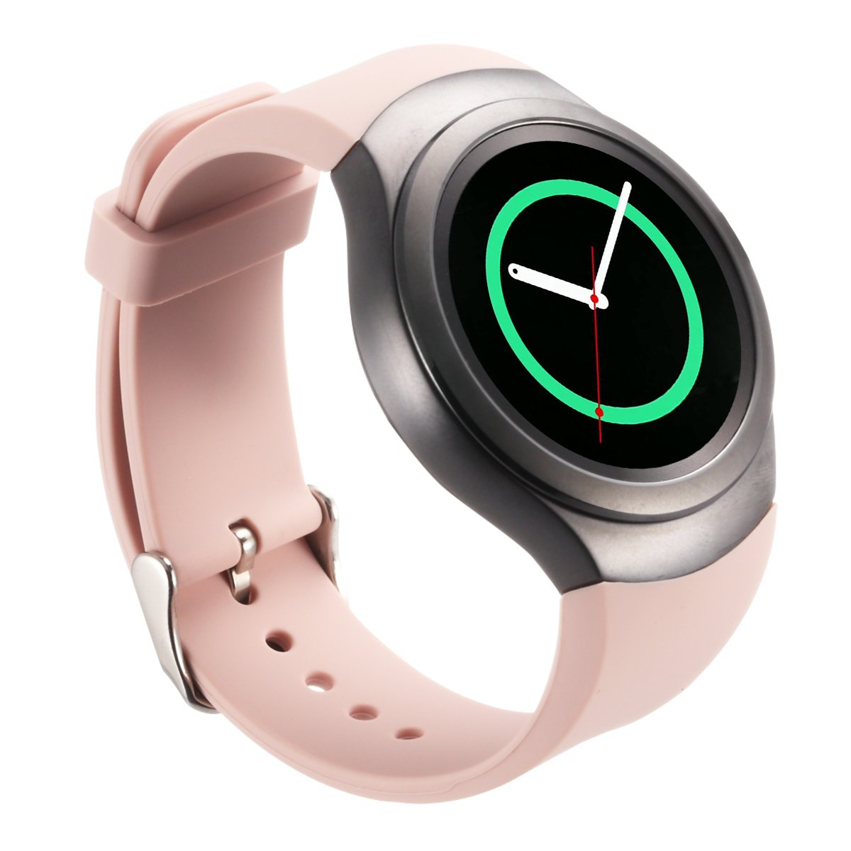 Amazon.com: Valkit for Gear S2 Bands - Silicone Smart Watch Band, Replacement Bracelet Wristband Strap for Samsung Gear S2, Soft Silicone Sport Style ...