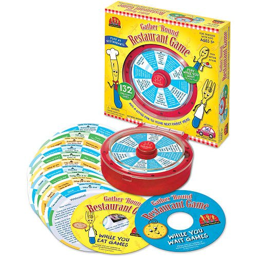 er 'Round Restaurant Game (ages 5 and up) (Gather Round Restaurant Game)