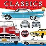 Sellers Publishing 2018 Classics: Ultimate Automobiles Wall Calendar (CA0117)