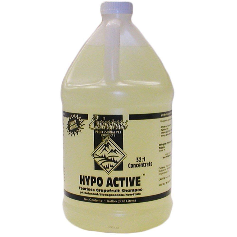 Envirogroom Hypo Active Shampoo, 32: 1, Gallon