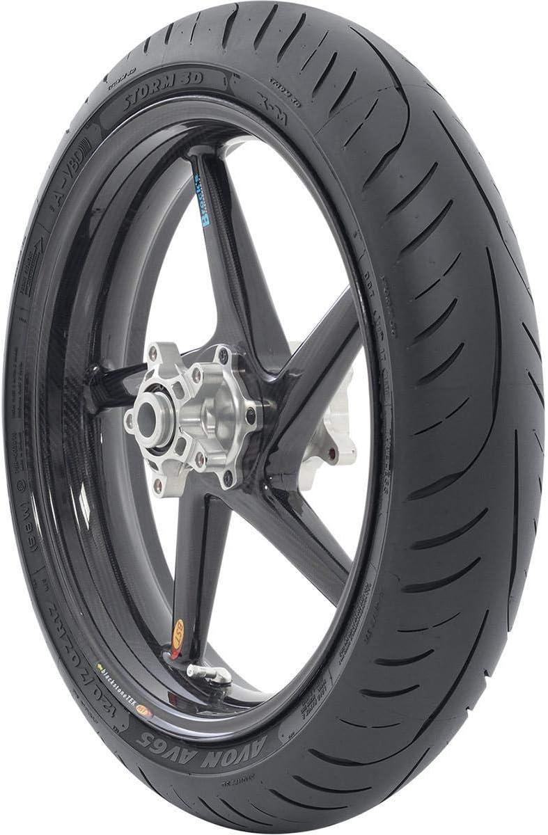 Avon Tire Storm 3D X-M Front Tire 120//70ZR-18