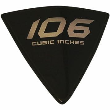 Custom dinámica genvicbadge106r queso cuña lado derecho insignia para Victory Vegas: Amazon.es: Coche y moto