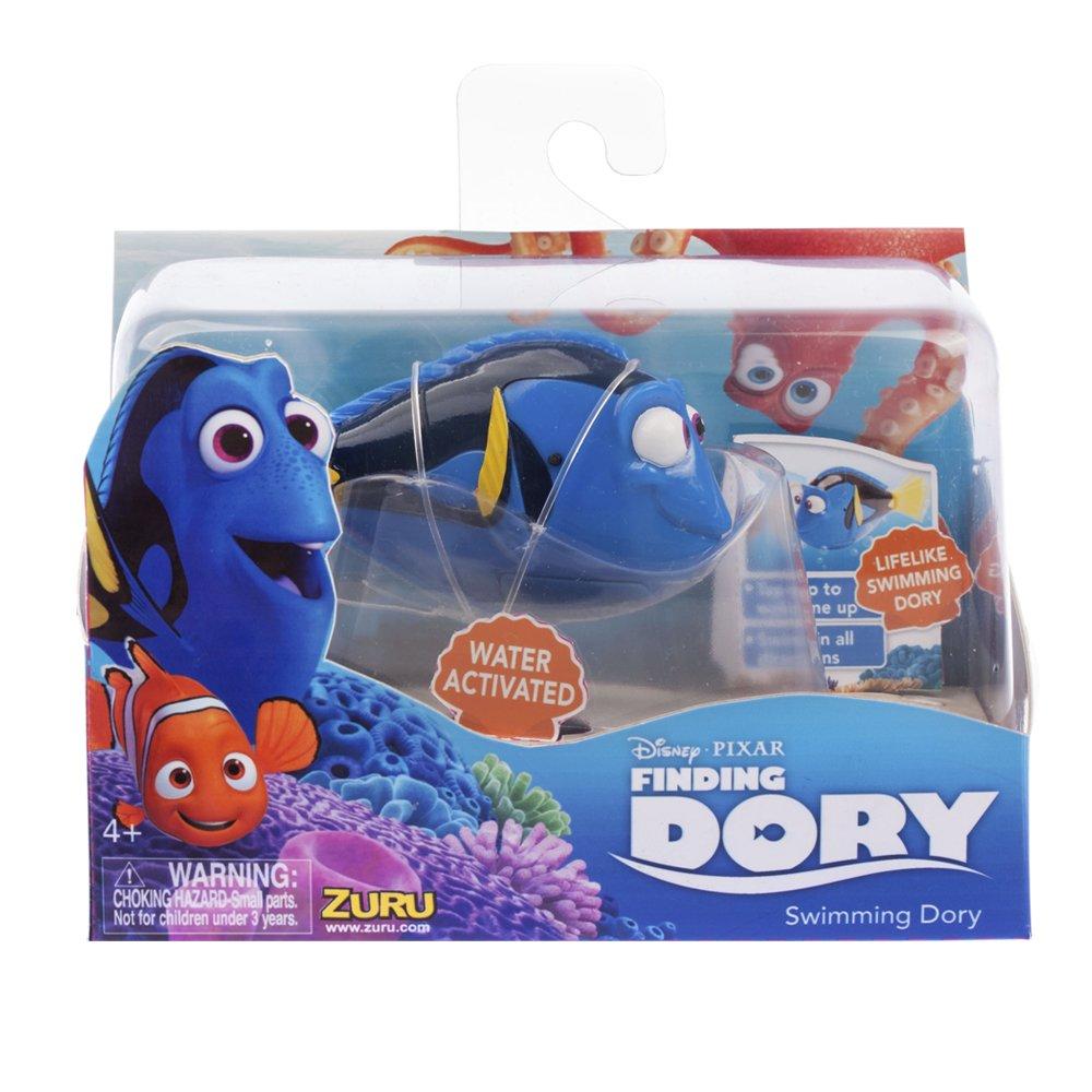 Robofisch Goliath 33000Robo di Pesce Dorie   Film Star Dorie in Disney Pixar Cinema Film Dory   Vita Reali Movimenti   Acqua Divertimento per Bambini   Acqua Giocattolo elettronico Goliath Toys