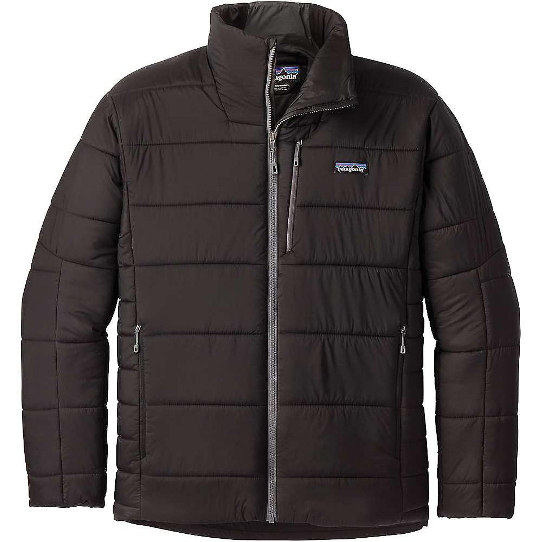 パタゴニア アウター ジャケットブルゾン Patagonia Men's Hyper Puff Jacket Black lo4 [並行輸入品] B074Y27K8M