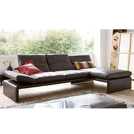 Koinor Sofá de Esquina Derecha 4 plazas de Alta definición ...
