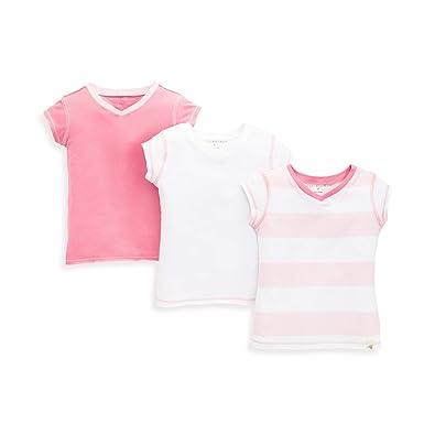 Amazon.com  Burt s Bees Baby Girls Toddler T-Shirts 4615c0cc8