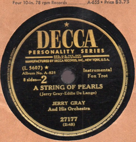 In The Mood/String of Pearls - Jerry Gray