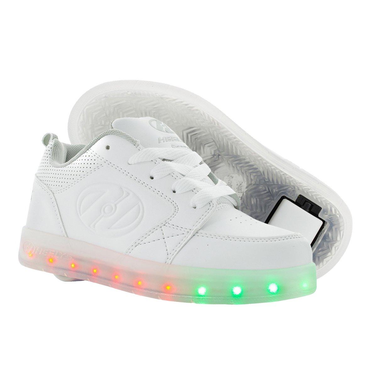 Triple White Heelys Womens Premium 1 LO Running shoes