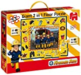 Jumbo Fireman Sam Floor Puzzle (53 Pieces)