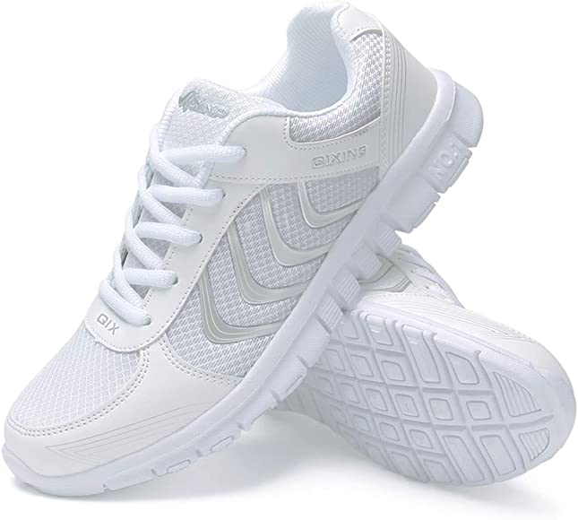 Breathable Mesh Tennis Athletic Lace up